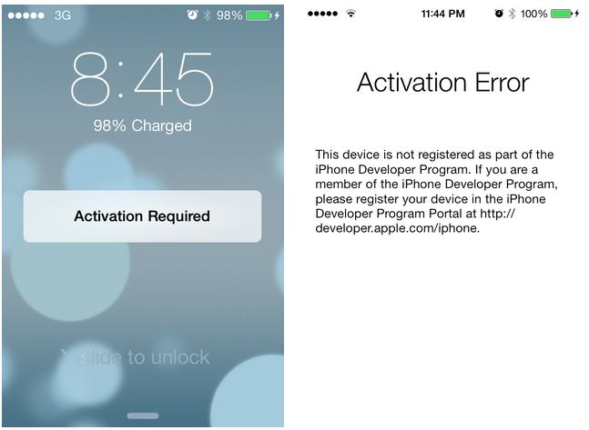 IPhone 7 acquistati e successivamente bloccati, che succede?
