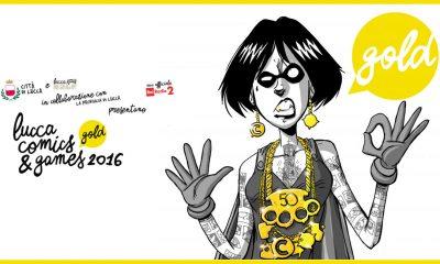Lucca Comics & Games, al via l'edizione 2016