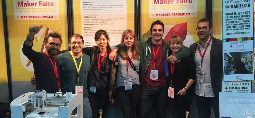 Maker Faire Rome, il cibo del futuro con Future Food Institute