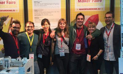 Maker Faire Rome, il cibo del futuro con Future Food Institute
