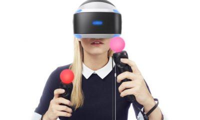 PlayStation VR, la realtà virtuale è arrivata su console