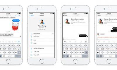 Facebook Messenger: chat criptate per tutti, anche in Italia