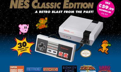 Nintendo Classic Mini, il ritorno agli anni '80
