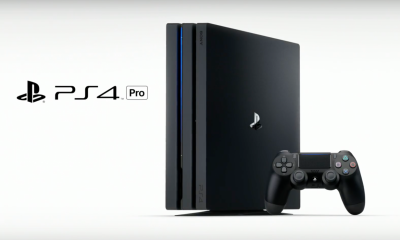 PlayStation 4 Pro è disponibile in Italia