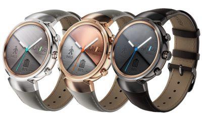 ASUS ZenWatch 3 arriva in Italia: ecco uno smartwatch dal design unico
