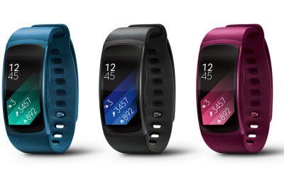 Samsung Gear Fit 2, il fitness diventa più smart e tecnologico