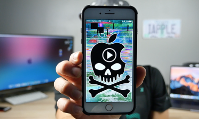 iPhone: attenzione al video-virus che lo blocca in 5 secondi
