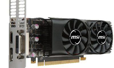 MSI, le nuove schede video GeForce GTX 1050 Ti e GTX 1050