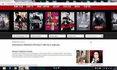 Film e calcio in streaming: Guarda di Finanzia blocca 152 siti pirata