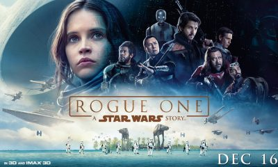 Rogue One: A Star Wars Story, lo spin off della saga arriva al cinema