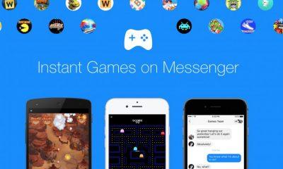 Facebook, i giochi arcade sbarcano su Messenger