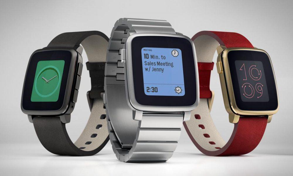 Pebble Time Steel, smartwatch dall'autonomia insuperabile