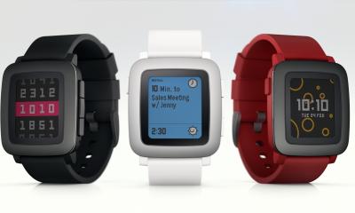 Fitbit compra Pebble in saldo: nasce un nuovo colosso degli smart watch