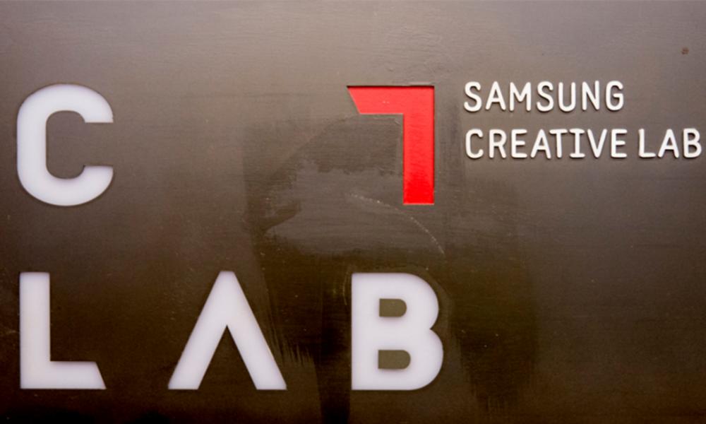 Samsung, nuovi progetti del Creative Lab al CES 2017