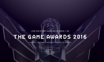 The Games Awards 2016, la premiazione dei videogiochi