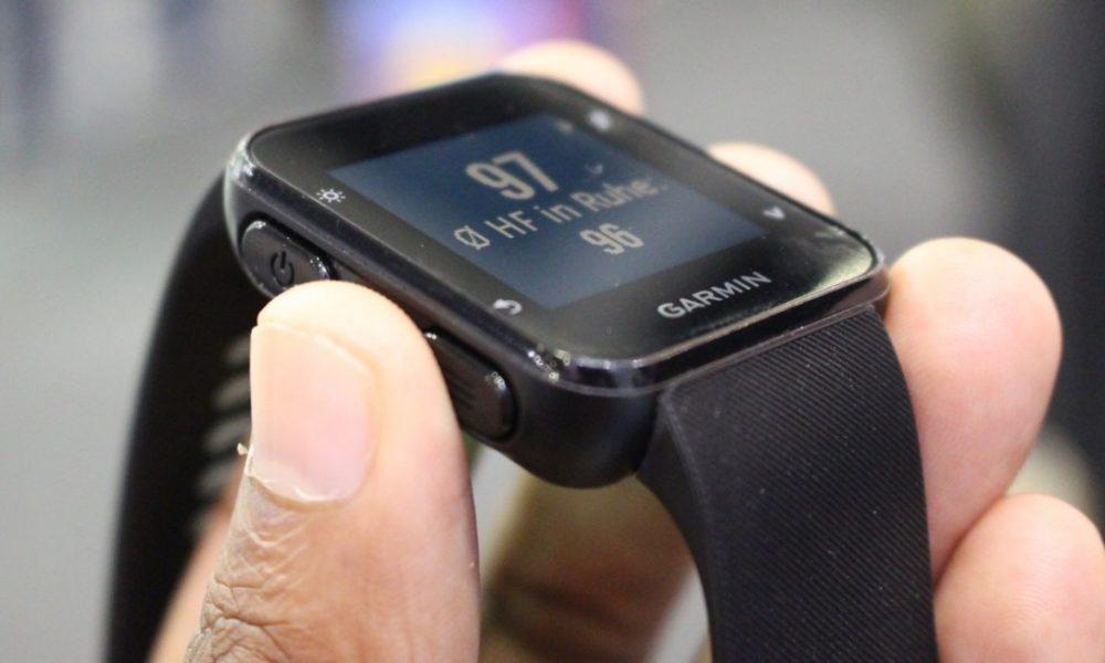 Garmin Forerunner 35: uno smartwatch a prova di runner e atleti eclettici