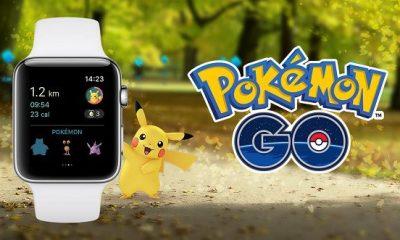 Pokémon Go arriva su Apple Watch