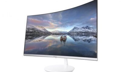 Samsung CH711, il monitor gaming curvo al CES 2017