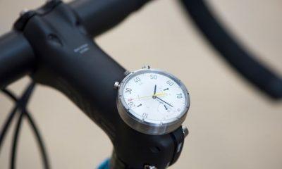 Smartwatch ibrido Moskito: design classico e funzioni per bicicletta