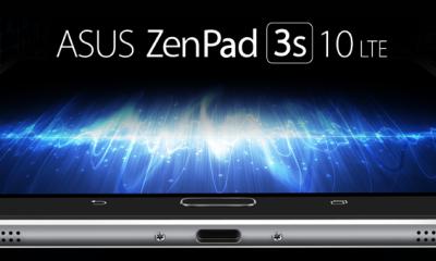 Asus ZenPad 3S 10 LTE: telaio in metallo e super batteria per il nuovo tablet