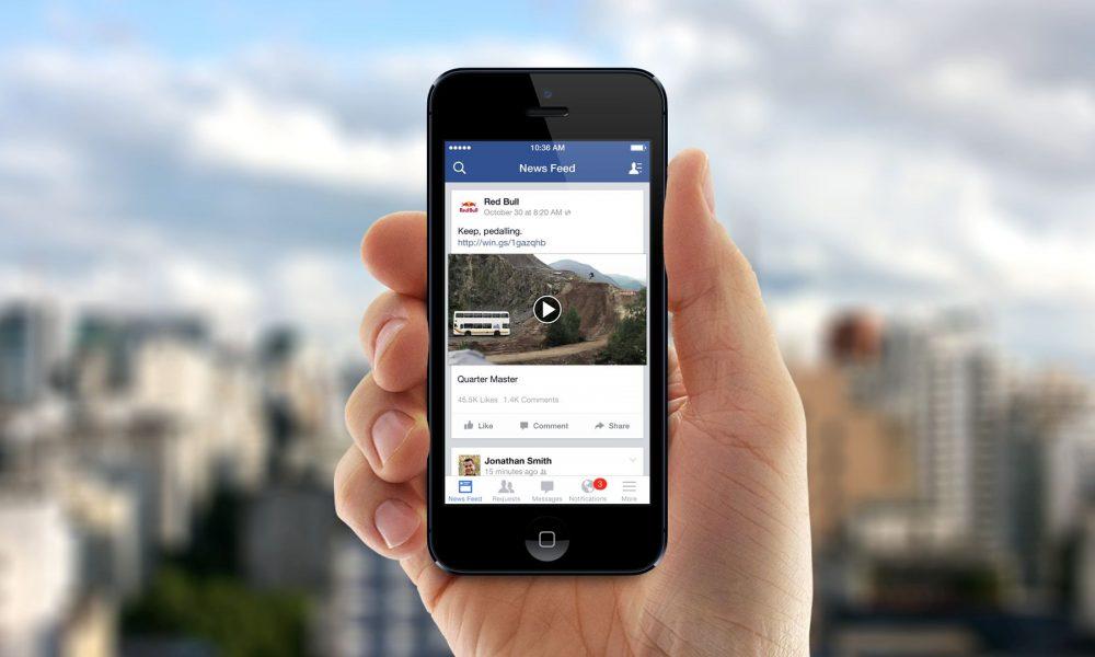 Facebook, in arrivo la pubblicità all'interno dei video