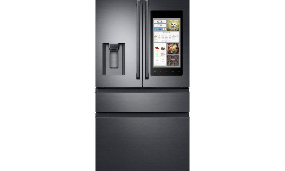 Samsung Family Hub 2.0, il nuovo frigorifero smart al CES 2017