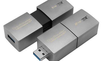 Kingston, flash drive USB da 2 TB al CES 2017