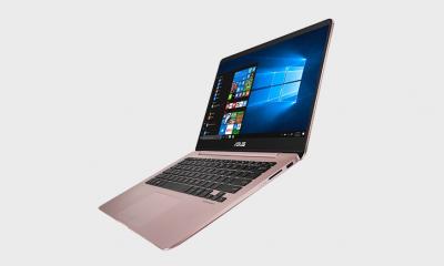 ASUS Zenbook UX430 e Zenbook UX350: GPU Nvidia e Intel Core 7° Generazione
