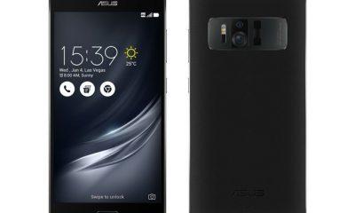 ASUS Zenfone AR, la realtà aumentata in arrivo al Consumer Electronics Show 2017