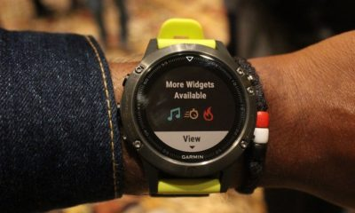 Garmin Fenix 5, nuovo smartwatch per lo sport presentato al CES 2017
