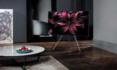 Samsung, la nuova gamma di Smart Tv QLED al CES 2017