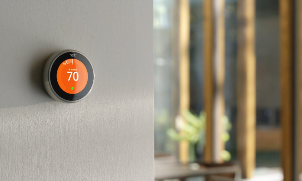 Nest Learning Thermostat arriva in Italia