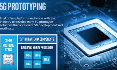 Intel, arriva un modem 5G con capacità di download incredibili