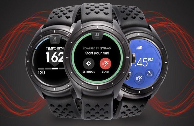 New Balance RunIQ, smartwatch professionale per i runner