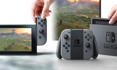 Nintendo Switch in Italia dal 3 marzo: prezzo e giochi al lancio