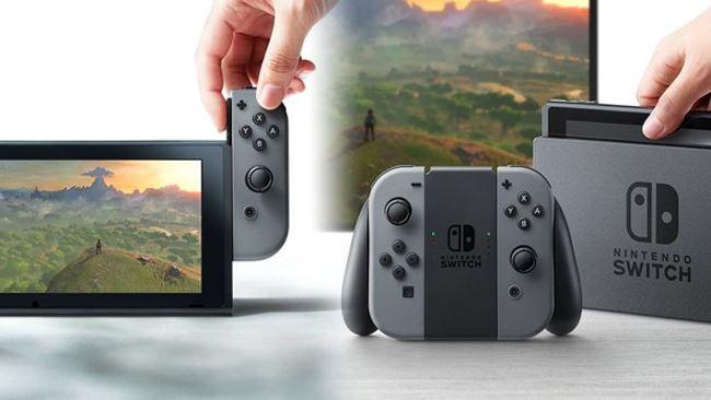 Nintendo Switch dal 3 marzo a 329,98 euro