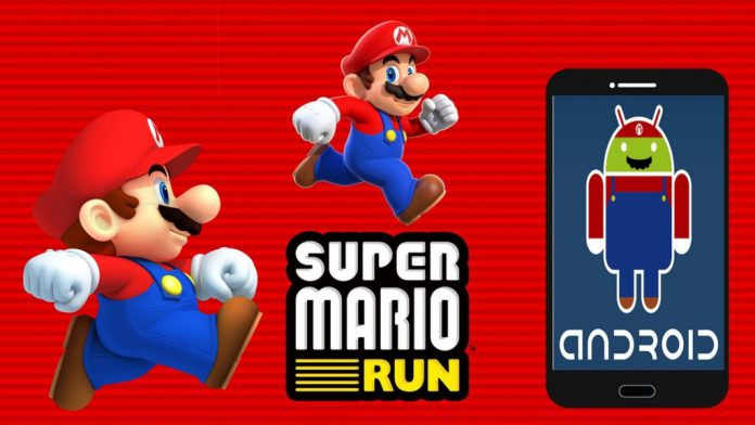 super mario run adroid
