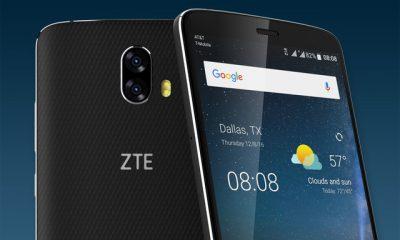 ZTE Blade V8 Pro e Hawkeye: nuovi smartphone Android con eye tracking e dual camera
