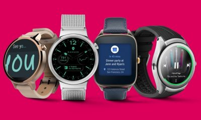 Android Wear 2.0 è ufficialmente disponibile
