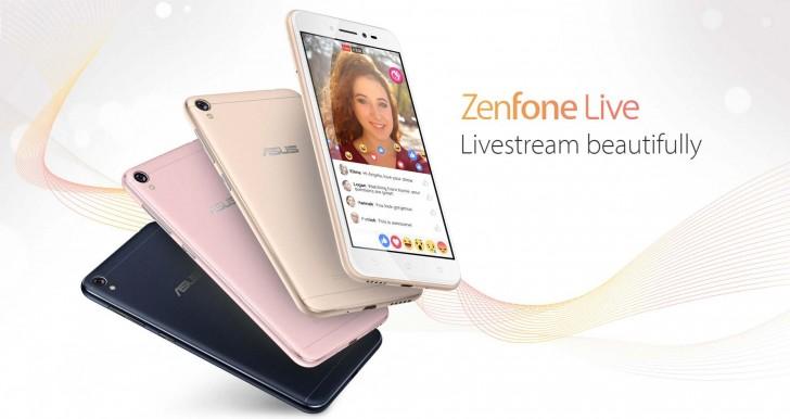 Asus Zenfone Live lo smartphone che vi fa belli nei selfie