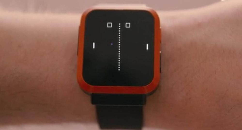 Gameband, lo smartwatch per gamer con i classici Atari al polso
