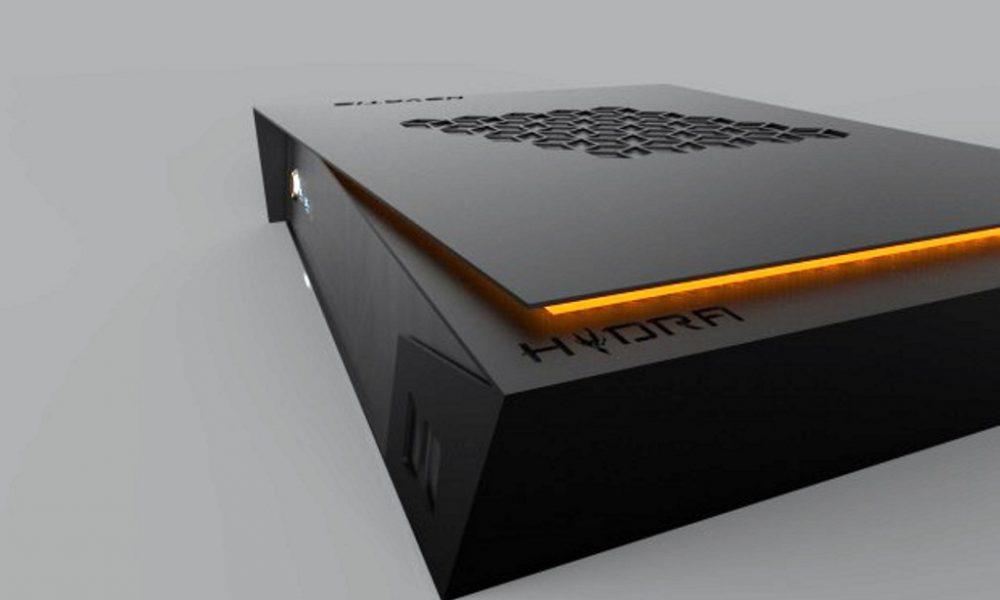 Project Novatio, su Indiegogo la prima console modulare
