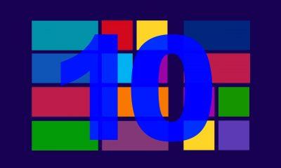 Windows 10 installato su un computer su quattro