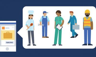 Facebook Jobs: sfida a Liknedin per cercare e offrire lavoro