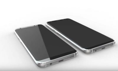 Samsung Galaxy S8 e Galaxy S8 Plus: nuovi rendering [VIDEO]