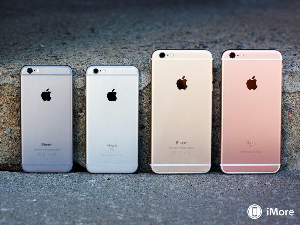 iphone 6s aggiornamento