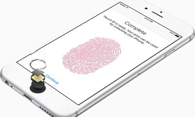 iPhone 8: Touch Id nel display, ecco il brevetto