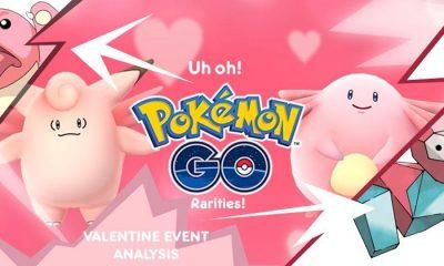 Pokemon GO: le novità in vista di San Valentino