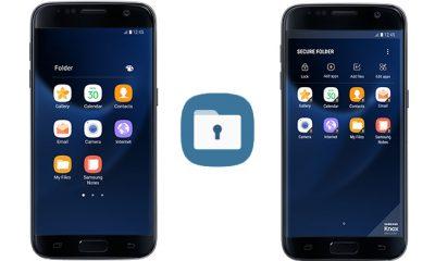 Samsung Secure Folder, protezione dei dati personali su Galaxy S7
