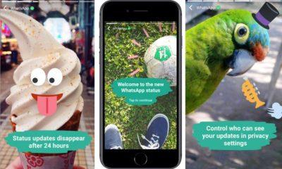 WhatsApp, annunciata la nuova funzionalità Status
